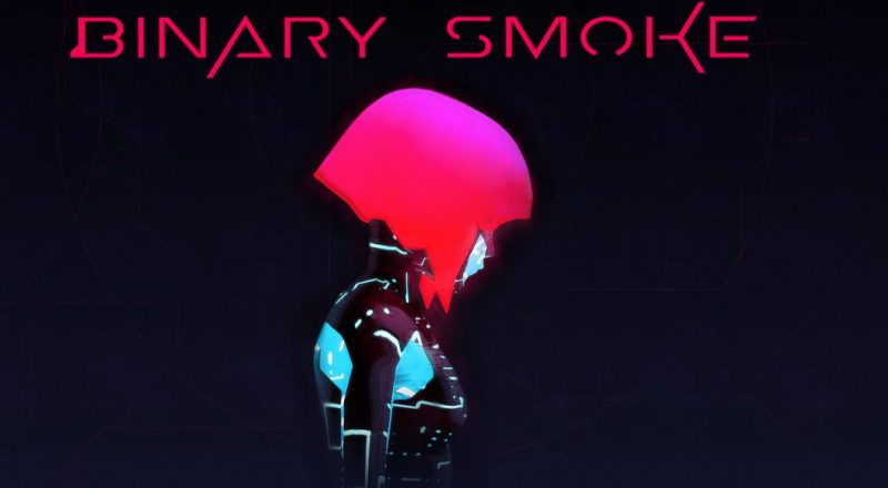 Binary Smoke: A sentient, digital life form is unleashing a revolution