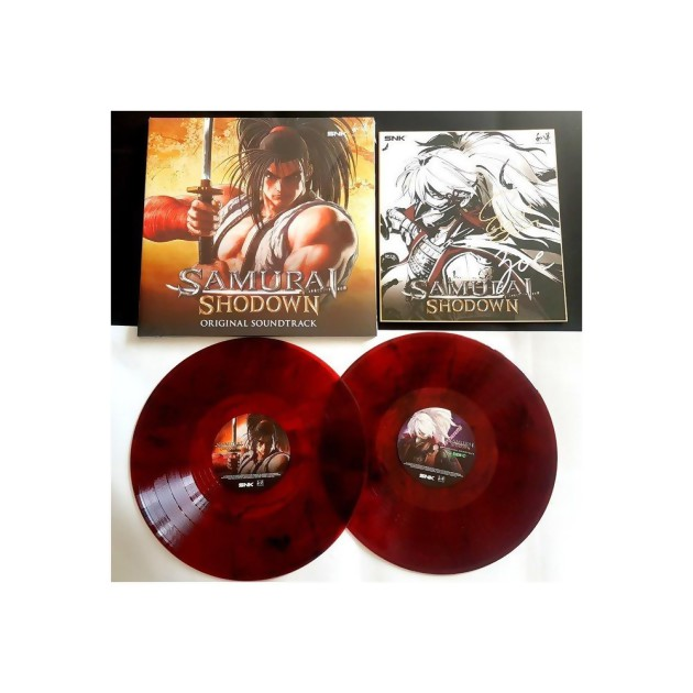 orange - Samurai Shodown Original Soundtrack